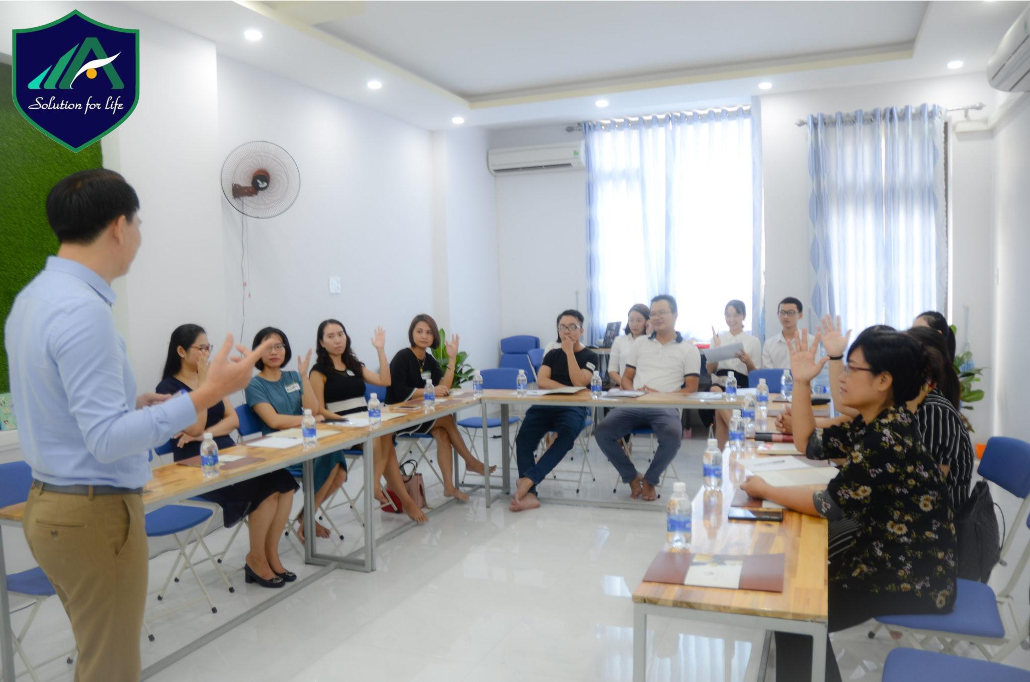 """Khóa học """"Nghệ thuật làm cha mẹ"""" – Đà Nẵng ngày 27/10/2019"""