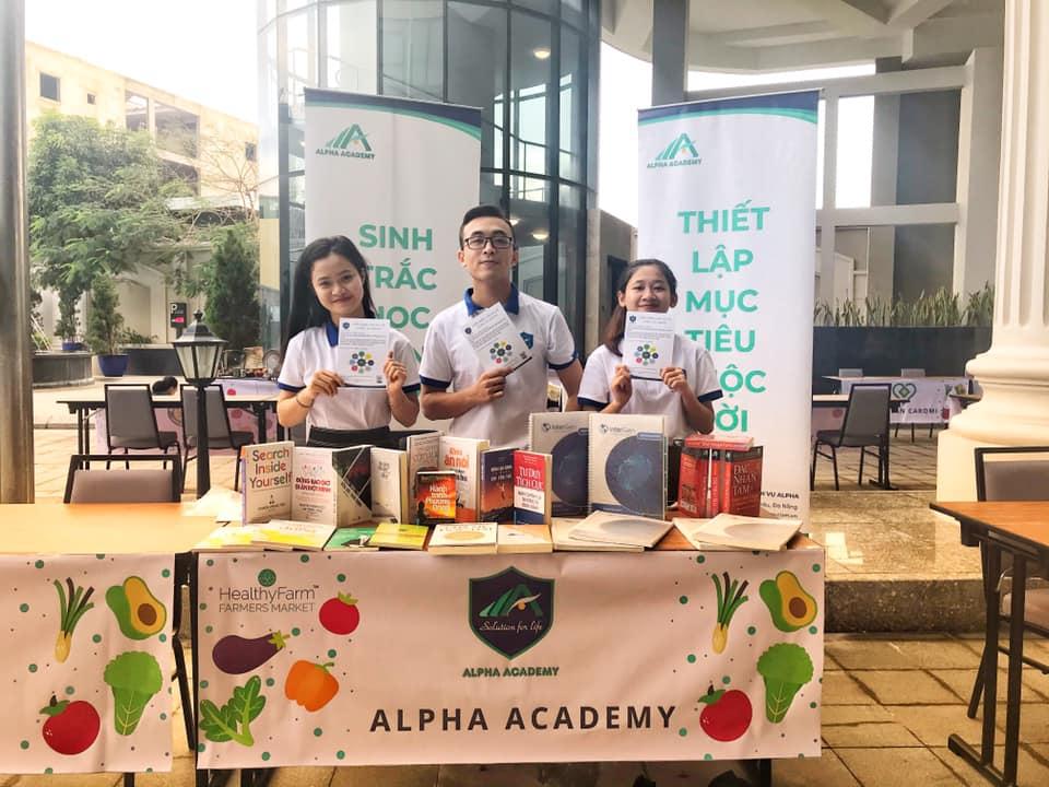 Alpha Academy tại Healthy Farm – Đà Nẵng ngày 24/11/2019