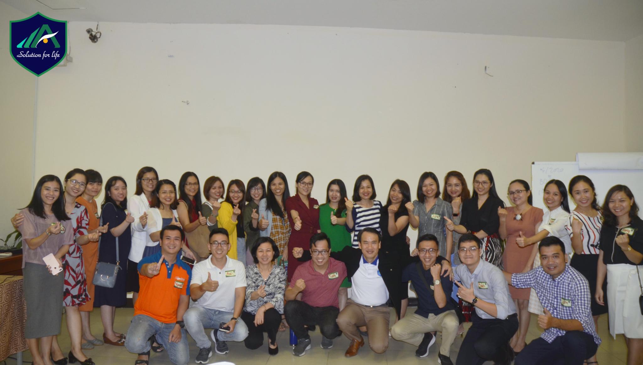 Workshop: Performance Management – Đà Nẵng ngày 17/11/2019