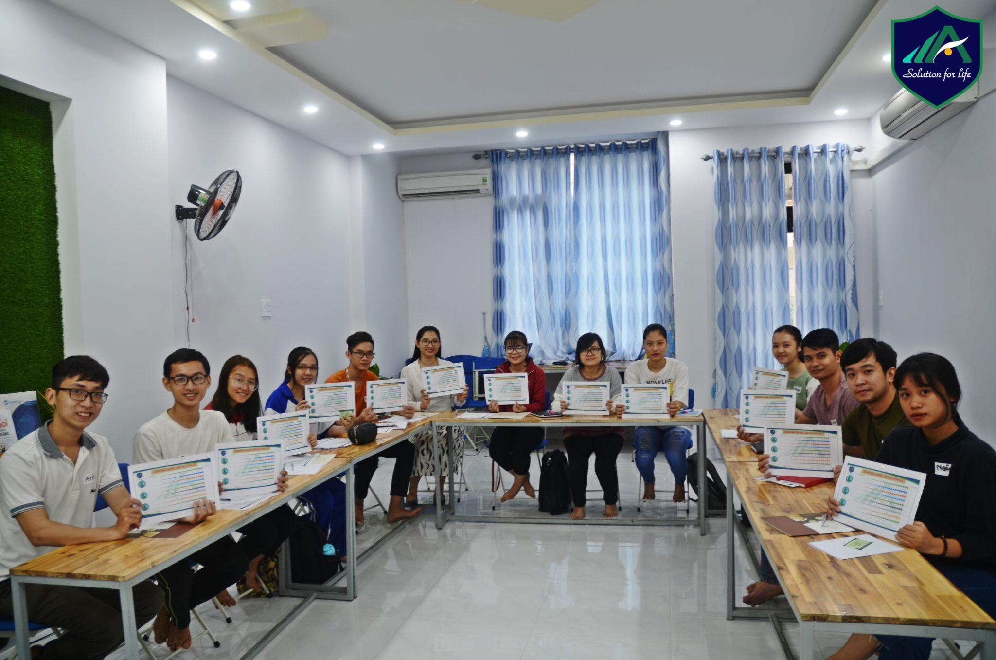"""Khóa học """"Nghệ thuật giao tiếp đỉnh cao"""" – Đà Nẵng ngày  2/11/2019"""