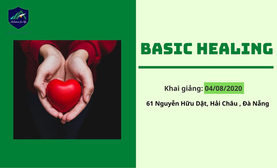 BASIC HEALING – Chữa lành những tổn thương bên trong